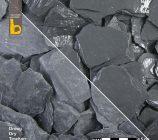 Slate black 30-60 mm