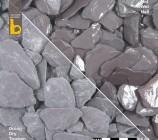 Slate blue 30-60 mm